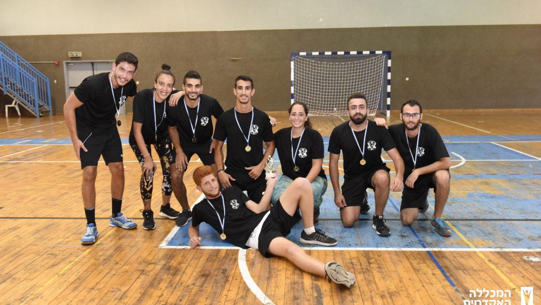 אליפות המכללה האקדמית בוינגייט בכדוריד