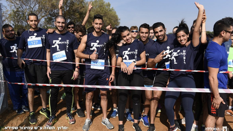 """מרוץ ע""""ש עמיצור שפירא 2017"""