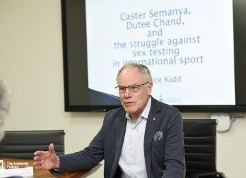 המאבק נגד בדיקות מגדר בספורט הבינלאומי