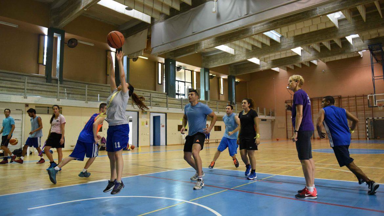 קורס קיץ – מאמני כדורסל עם ענת דרייגור