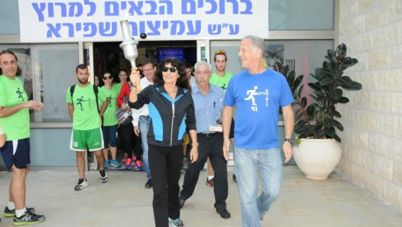 """מרוץ שדה ע""""ש עמיצור שפירא 2014"""