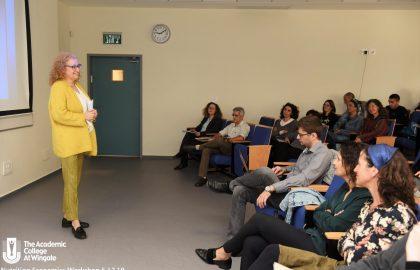 Nutrition Economics Workshop 5.12.19