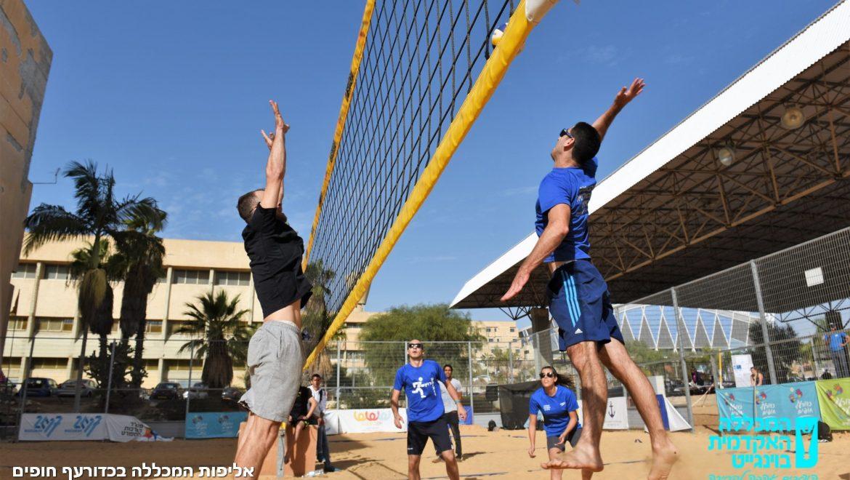 אליפות המכללה בכדורעף חופים
