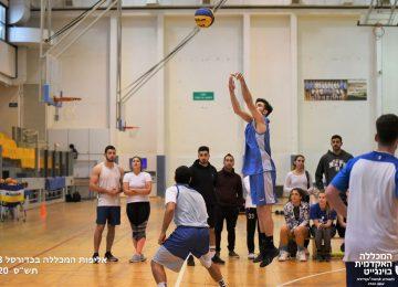 אליפות המכללה בכדורסל  3X3